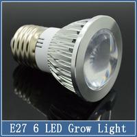 1x LED Plant Bulbs E27 Spotlight 5730 5W 7W Flower Hydroponics system AC 85-265V Grow Lamps Yard Greenhouse Lighting