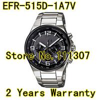 EFR-515D-1A7V New  EFR-515D EFR 515D Men's Sport Chronograph Wristwatch EFR-515D-1A with original box