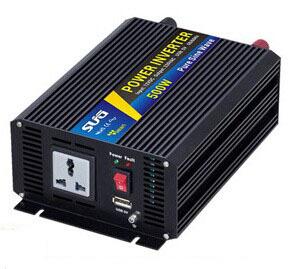 Pure sine wave inverter 500W 110/220V 12/24VDC,PV Solar Inverter, Power inverter, Car Inverter Converter(China (Mainland))