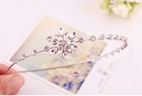 Wholesale !!! 1pcs/lot  Free shipping High-grade Sweet and elegant snowflake diamond flower hair bands
