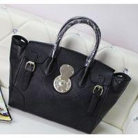 Designer brand tote bag bolsa preta satchel genuine leather bags for women bolsas femininas 2014 celebrity messenger bag