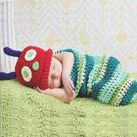 Retail New 2104 Handmade baby Hat Newborn infant Crochet Beanie Toddler Knitted Animal Photography Props Hat caps