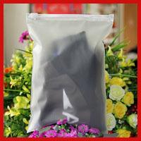 Free Shipping 200pcs/lot 14cm*20cm*200mic Clothes Zip Lock Plastic Bag Clear resealable Bag Self Sealing Bag Wholeasle(China (Mainland))