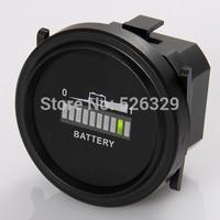 36V LED Battery Charge Indicator for Golf kart Electric Scooter Forklift