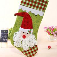 GAGA !Free shipping shipping high quality lovely deer santa claus christmas gift, 40pcs/lot,YS1-9