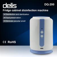 Home used portable refrigerator odor remover DQ-200