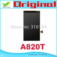 5pcs/lot hotsale Original LCD Screen display For Lenovo A820 S720 A820T BA358 T LCD Screen Display Free Shipping