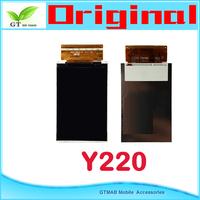 5pcs/lot hotsale Original LCD Screen display For Huawei Y220 LCD Screen Display Free Shipping