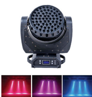 BY- M12: Cree LED 60*3w RGBW Beam Moving Head