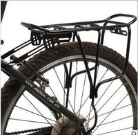 New Steel Bicycle Rear Rack Road Bike Shelves Luggage Racks For Mountain Bike Carrier Bearing 990g Bicycle Accessories