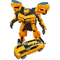 A10 Free shipping New Transformation Robot Model Movie 4 Robots Optimus Figure DIY Toy Assembling Building Toy-A6 M0026 P