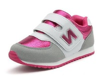 2014 children sport shoes kids brand sneakers N letter running shoes casual breathable shoes for boys girls sneakers