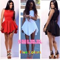 2014 New Summer Autumn White Sexy Women Bandage Mini Short Dress Plus Size Girl Party Dresses Real Photos