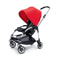 2014 New Brand Bugaboo Bee Plus Baby Stroller Single Seat For Lovely Baby To Couch Stand And Play ,Free Shipping
