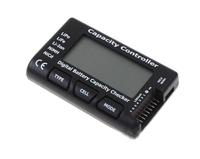 High Quality Digital Power Display LiPo LiFe Li-ion NiMH Nicd LCD Checker Tester Battery Capacity Controller