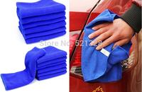 Microfiber Car wash towel Car Cleaning Towel 30 * 70cm Cleaning Cloth Waxing towel 2pcs/lot Free shipping qc005