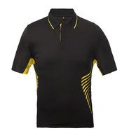 free shipping 2014 new quick-drying men polo shirt sports men striped  tennis polo shirt sports outdoor polyester polo shirt