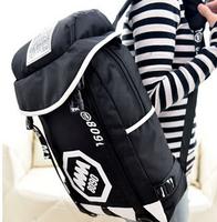 Unisex trend fashion backpacks 2014 men's hiking backpacks women's traveling daily backpack ZZ004