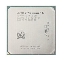 Phenom II X4 945 - HDX945WFK4DGI HDX945WFK4DGM AM3  938-pin CPU processor