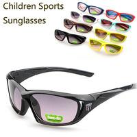 Wholesale Fashion Children Boys Sports Sunglasses Kids Discount Birthday Gifts Eyewear