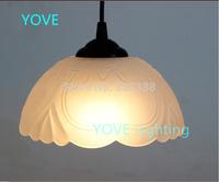 Abajur Round Glass Pendant Lights Lustres E Pendentes Lamps Ikea Modern Edison Pendant Light Fixtures Vintage Lamp Free Shipping