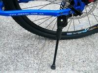Free Shipping Adjustable Bike Bicycle Cycling Side Replacement Kickstand Kick Stand Kit for Merida Duke 500 600