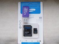 Memory card Micro SD card 32GB class 10 Memory cards 64GB 16GB 8GB 4GB Microsd TF card Pen drive Flash + Adapter + gift Reader