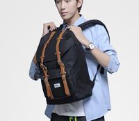 Unisex trend fashion backpacks 2014 men's hiking backpacks women's traveling daily backpack ZZ005