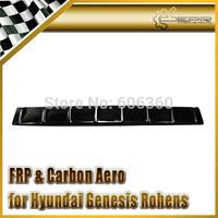 For Hyundai Coupe Genesis 09 Carbon Fiber Roof Spoiler Vortex Generator
