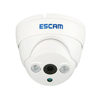 Escam QD530 Goblet IP Camera Night Vision Waterproof P2P Onvif 3.6mm Fixed lens 720P IR Bullet H.264 1/4 CMOS Outdoor Camera