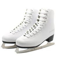 patins Fancy white skates beginner skate shoes skate shoes