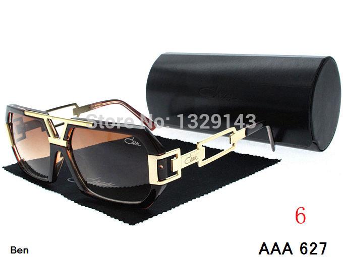 free shipping Germany Top brand Cazal Sunglasses Cazal 627 Unisex brand designer handmade Sunglasses Vintage brand sunglasses(China (Mainland))