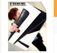 2014 fashion PU leather handbag lady bag ladies handbag shoulder diagonal Ms. Messeng