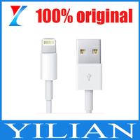 Freeshipping 100% Guarantee Original Charger USB cable for iPhone 5s 5c ,for iphone 5 original cable