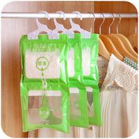 Hang Wardrobe Dehumidizier Wardrobe Hanging Moisture Bags Drying Agent