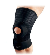 2014 new arrival Patella man Support Strap Brace Pad knee protector  sport equipment hole kneepad Safety guard  elbow(China (Mainland))