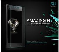 MOQ 1PC For Xiaomi MI3 M3 NILLKIN Amazing H Nanometer Anti-Explosion Tempered Glass Screen 9H Protector Film