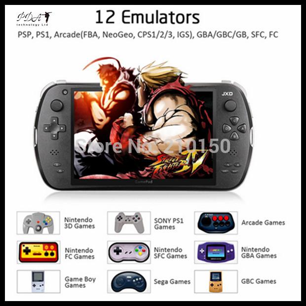 Портативная игровая консоль 4.2.2 JXD S7800B RK3188 2 8 7/ips tablet pc сенсорная панель ugee ug2150 digital 21 5inch ips hd pen touch display tablet monitor ug 2150