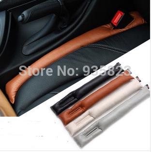 2pcs Car receive bag Escape accessories seat leak-proof protective case Seat gap plug seat leak cover decoration cover(China (Mainland))