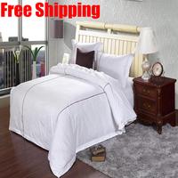 2014 Wholesale High Quality Hotel 4PCS Bedding Set Queen King Duvet Cover Set Bed Sheet Set