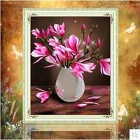 Free shipping 5D diamond Painting Diy kit Round diamond paste diamond draw Home Decoration Qing Yan refined
