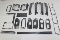 Car inner Plastic sticker Tunning parts decoration for TOYOTA Prado 2011