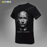 Russian President Vladimir Putin T-Shirt Men Putin Printed Short Sleeve Cotton T Shirt