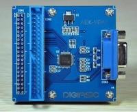 Learning FPGA development board/FPGA board ADV7125 / ADV7123 VGA output expansion board of 16 million colors