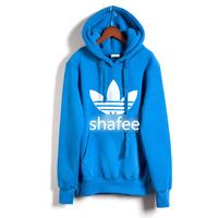 New women hoodies letters print hooded sweatshirt outwear coat ladies hooded jacket long sleeve winter sports coats 008