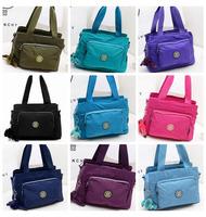 Free shipping 9 colors kippl kip handbag women shoulder bags canvas bag IPAD bags women handbag messenger bags HOT new arrival