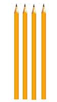 factory OEM wood pencils (yellow pencil)