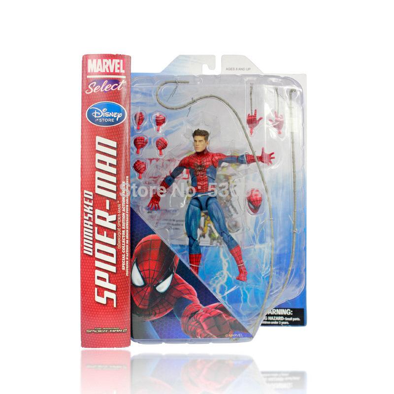 Groothandel spiderman hoofd