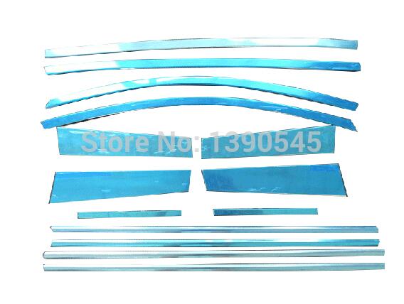 Хромовые накладки для авто Edge ! , 26pcs ; хромовые накладки для авто oem toyota h b