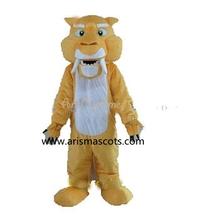 100% fotos reais de espuma Diego Tiger mascote trajes do partido traje Madagascar mascote cosplay adulto traje carnaval EVA(China (Mainland))